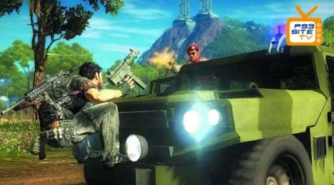 PS3site TV: Just Cause 2 #2