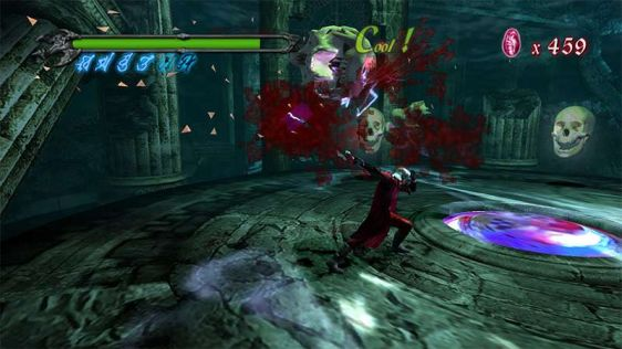 Devil May Cry Nintendo Switch 5