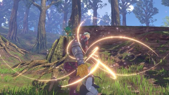 The Seven Deadly Sins: Knights of Britannia - Bandai Namco zapowiada nową grę! #4