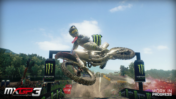 MXGP3: The Official Motocross Videogame wkrótce trafi na PS4 #7