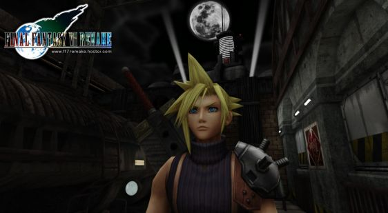 Fanowski remake Final Fantasy VII na Unreal Engine 3