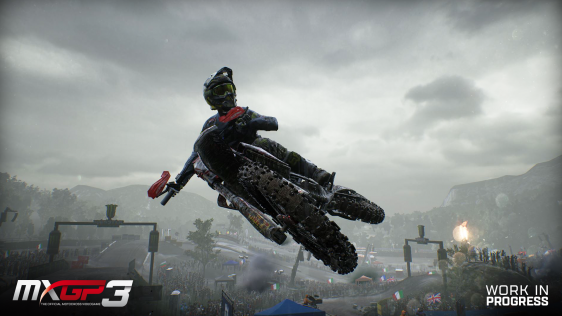 MXGP3: The Official Motocross Videogame wkrótce trafi na PS4 #5