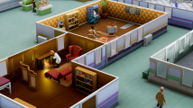 Two Point Hospital to duchowy spadkobierca Theme Hospital. Nad grą czuwa SEGA #4