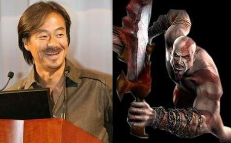 Sakaguchi krytykuje God of War III #1