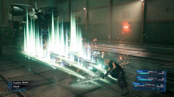 Final Fantasy VII Remake screen 15