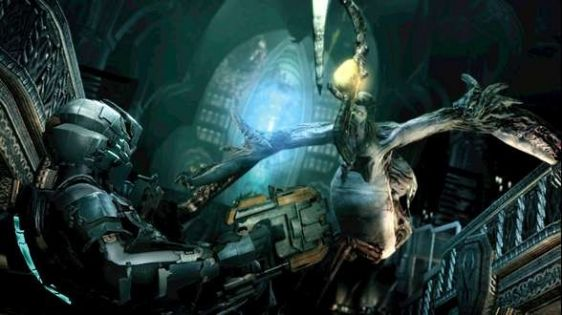 Nowe screeny z Dead Space 2 #5
