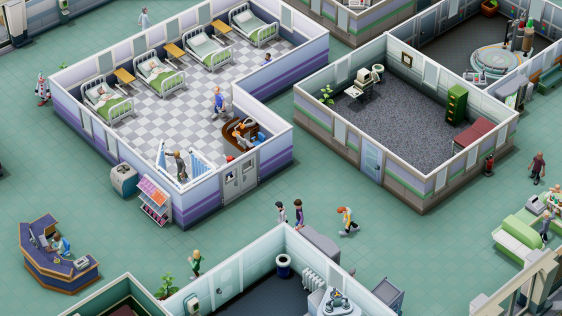 Two Point Hospital to duchowy spadkobierca Theme Hospital. Nad grą czuwa SEGA #3
