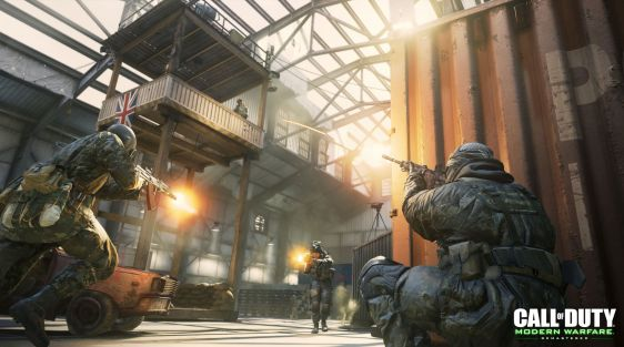 Call of Duty: Modern Warfare Remastered z paczką nowych map