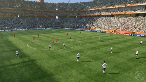 Nowe screeny z World Cup 2010 #7