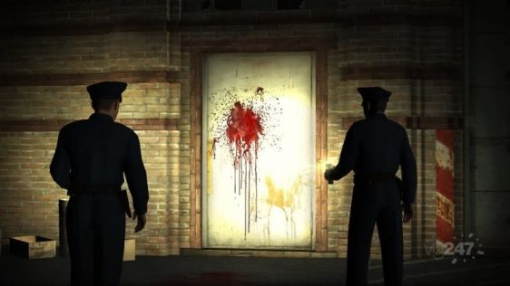 Ostre sceny w L.A. Noire #6