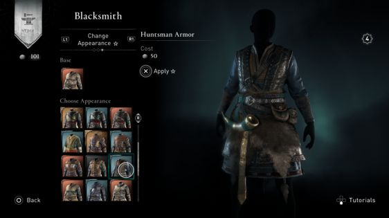 Assassin's Creed Valhalla reskin  #4
