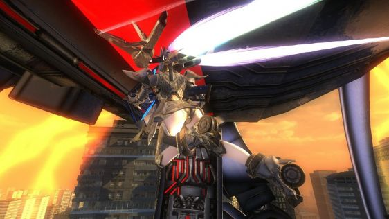 Sporych rozmiarów galeria z Earth Defense Force 4.1: The Shadow of New Despair #40