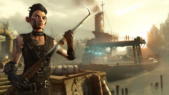 Ostatnie DLC do Dishonored to The Brigmore Witches #2