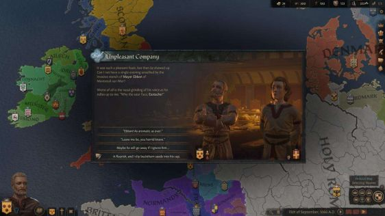 Crusader Kings III #2