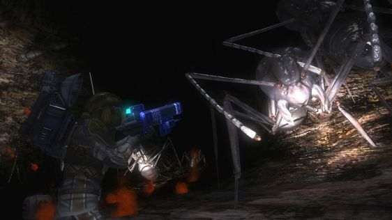 Sporych rozmiarów galeria z Earth Defense Force 4.1: The Shadow of Despair #12