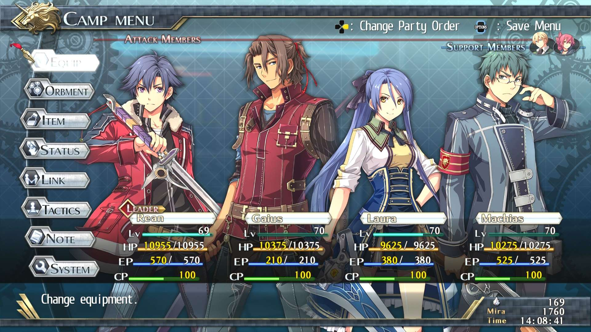 Znamy datę premiery The Legend of Heroes: Trails of Cold Steel 2 #16