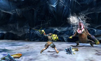 Mroźne screeny z Monster Hunter 4 #17