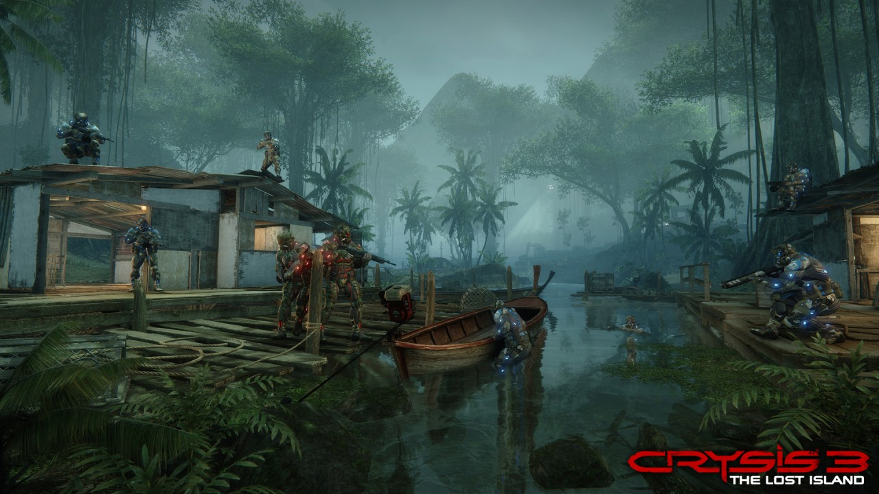 The Lost Island - multiplayerowe DLC do Crysis 3 #3