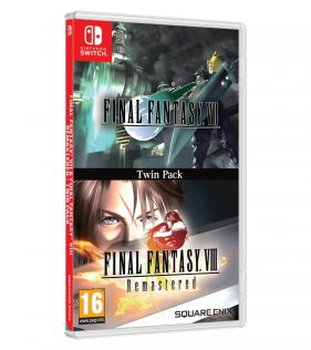 Final Fantasy VII i Final Fantasy VIII Remastered trafią do pudełek! #2