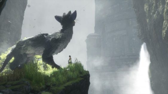 Ze screenami mu nie do twarzy - zrzuty ekranu z The Last Guardian #1