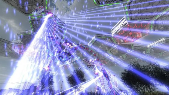 Sporych rozmiarów galeria z Earth Defense Force 4.1: The Shadow of New Despair #32
