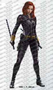Czarna Wdowa/Black Widow #1