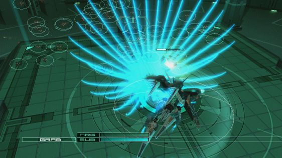 Nowe obrazki z Zone of the Enders HD #2