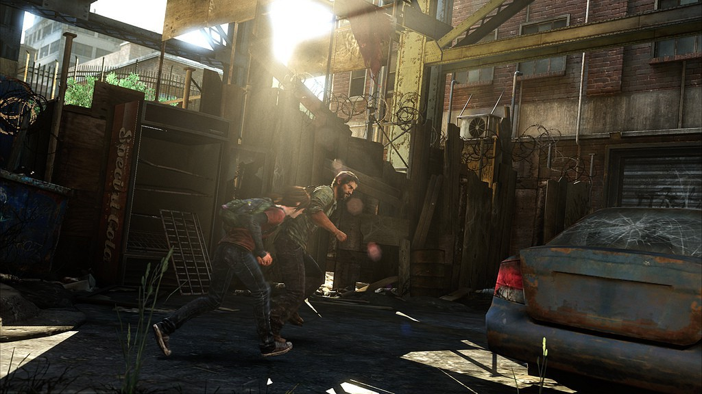 Nowe screeny z The Last of Us #2