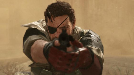 Świetne screenshoty z Metal Gear Online 3 #8