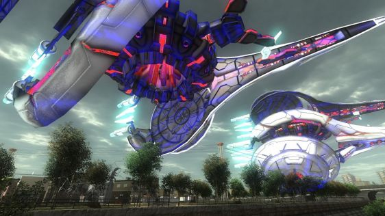 Sporych rozmiarów galeria z Earth Defense Force 4.1: The Shadow of New Despair #36