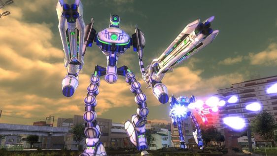 Sporych rozmiarów galeria z Earth Defense Force 4.1: The Shadow of New Despair #33