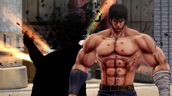 Fist of the North Star: Lost Paradise pojawi się w Europie #12