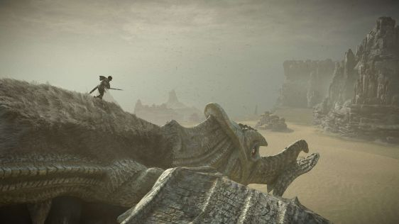 Shadow of the Colossus Remake. Przepiękny zwiastun i screeny i data premiery! #6