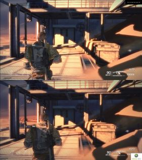 Demo Spec Ops: The Line. PS3 vs. X360. Fight! #5