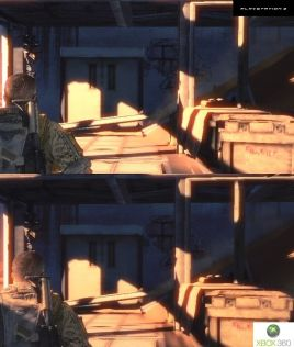 Demo Spec Ops: The Line. PS3 vs. X360. Fight! #13