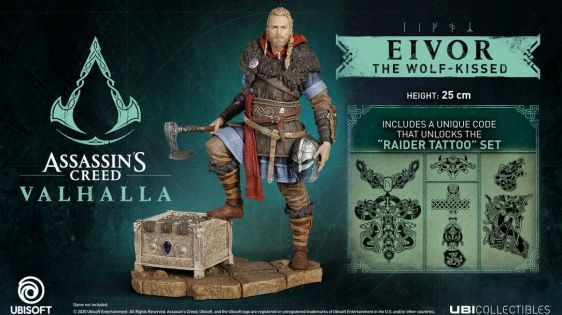 Assassin's Creed Valhalla figurka