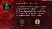 Vampire The Masquerade - Coteries of New York screen 1