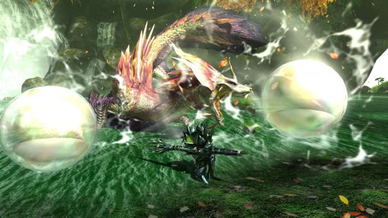 Monster Hunter Generations Ultimate trafi na Switcha #3