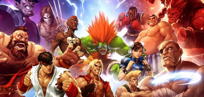 Street Fighter na Nintendo Switch