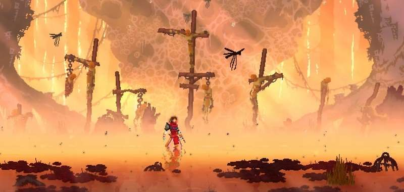 """Dead Cells """"The Bad Seed"""" DLC"""