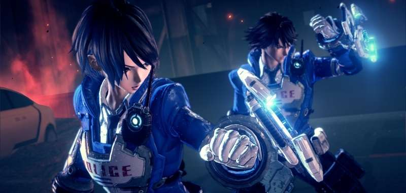 Astral Chain PG bohaterowie