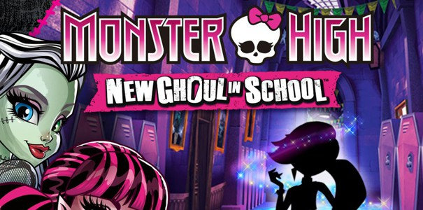 Monster High: New Ghoul in School trafi na PS3