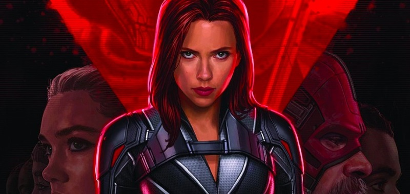 Czarna Wdowa Black Widow MCU