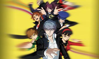 Lawina wideo z Persona 4: The Golden