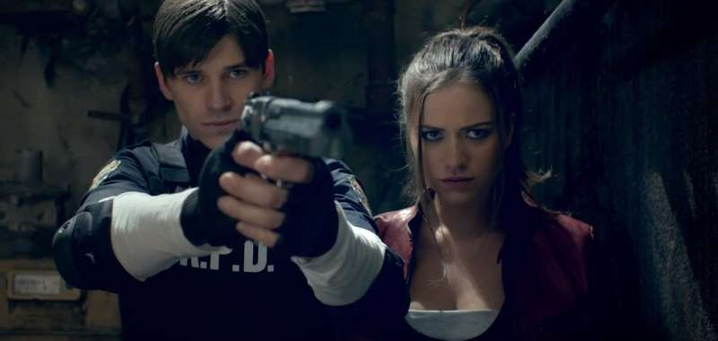 Resident Evil 2 live-action zwiastun