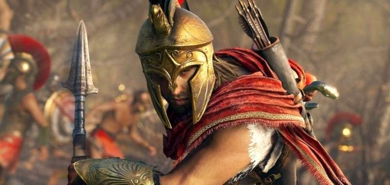 Assassin's Creed Odyssey art bohater