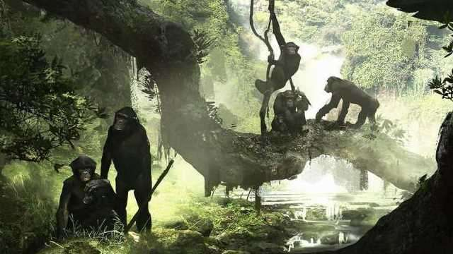 Ancestors: The Humankind Odyssey exclusivem na Epic Games Store. Prezentacja grafiki z GeForce RTX