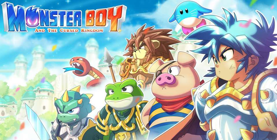Monster Boy and the Cursed Kingdom. Znamy datę premiery