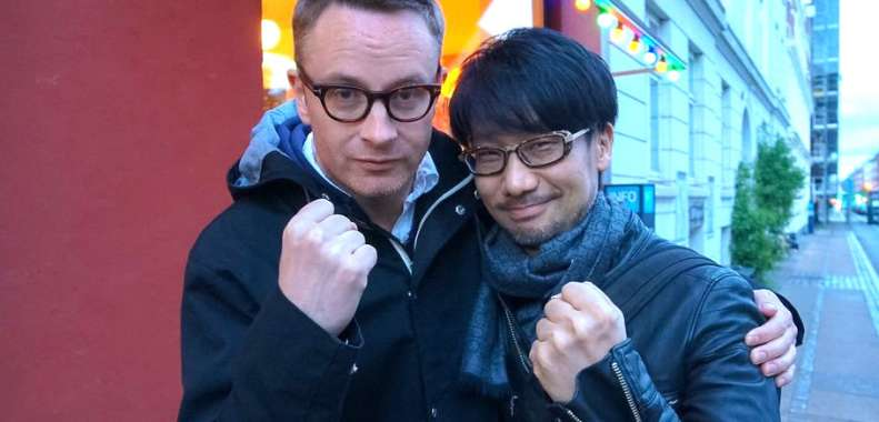 Hideo Kojima w Too Old to Die Young