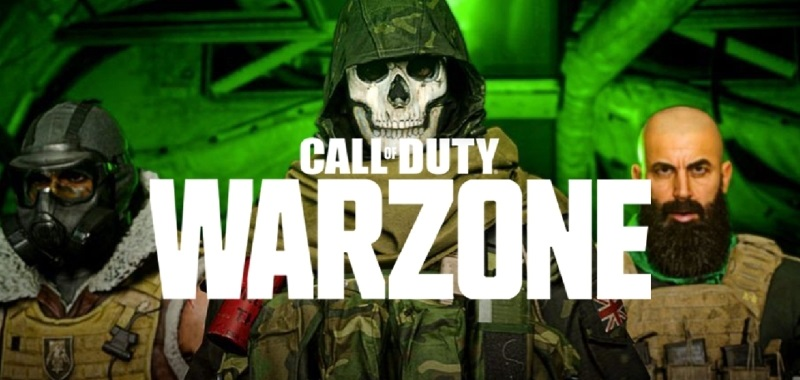 Warzone Call of Duty Rekord